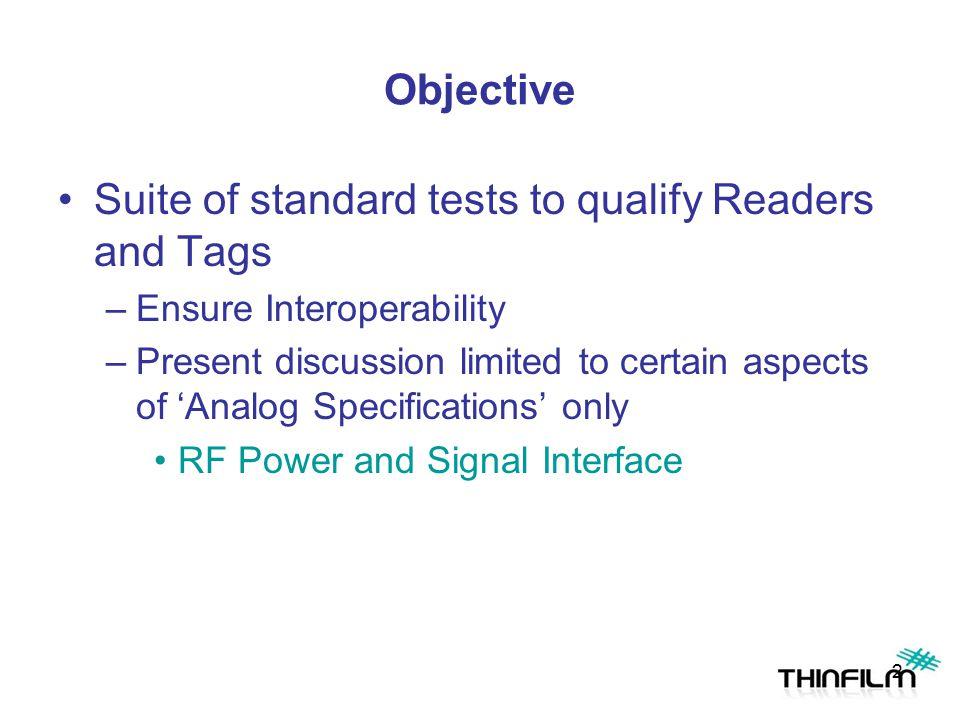 NFC Forum Measurements 1