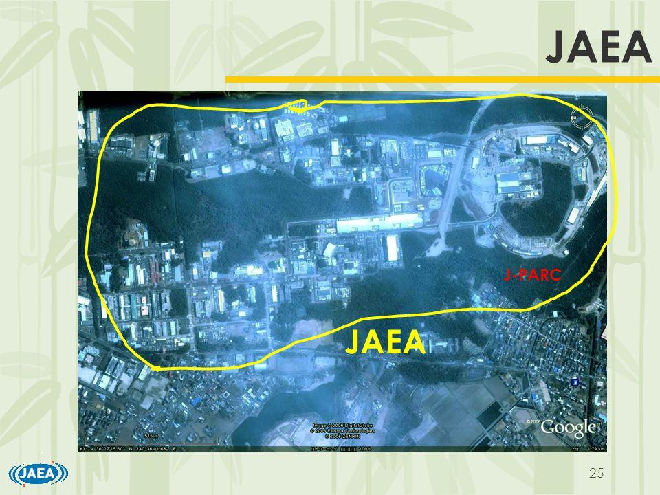 25 JAEA J-PARC JAEA
