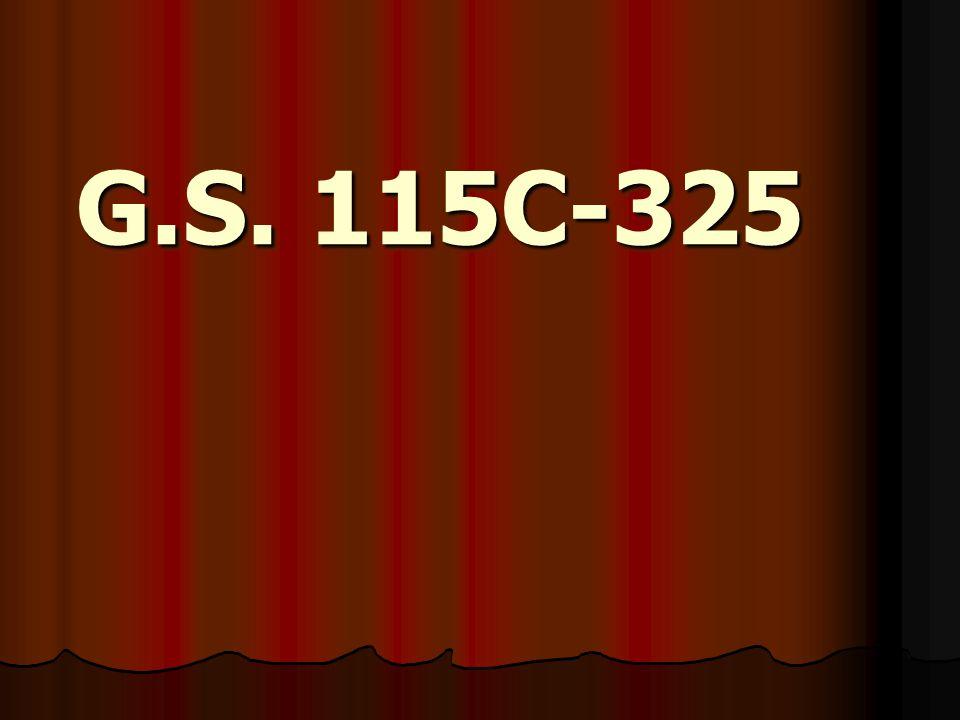 G.S. 115C-325