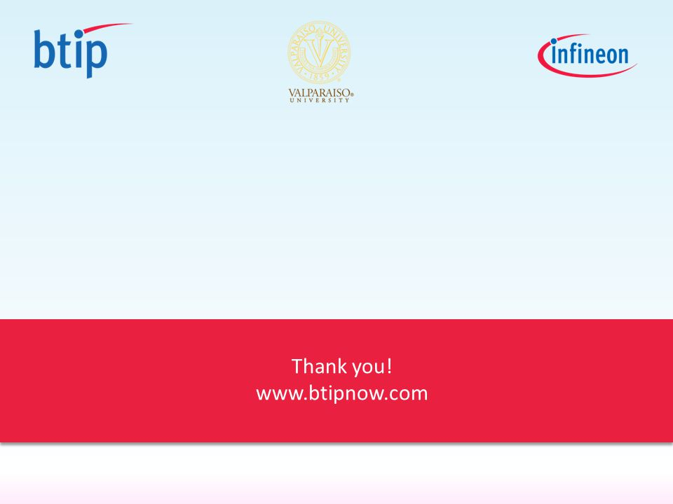 Thank you! www.btipnow.com