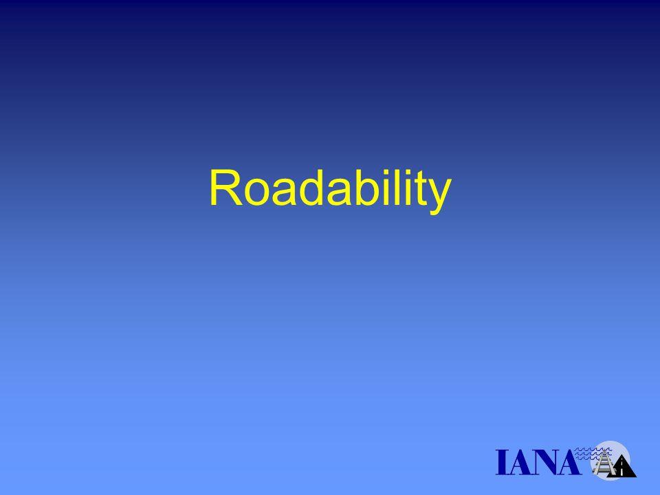 Roadability
