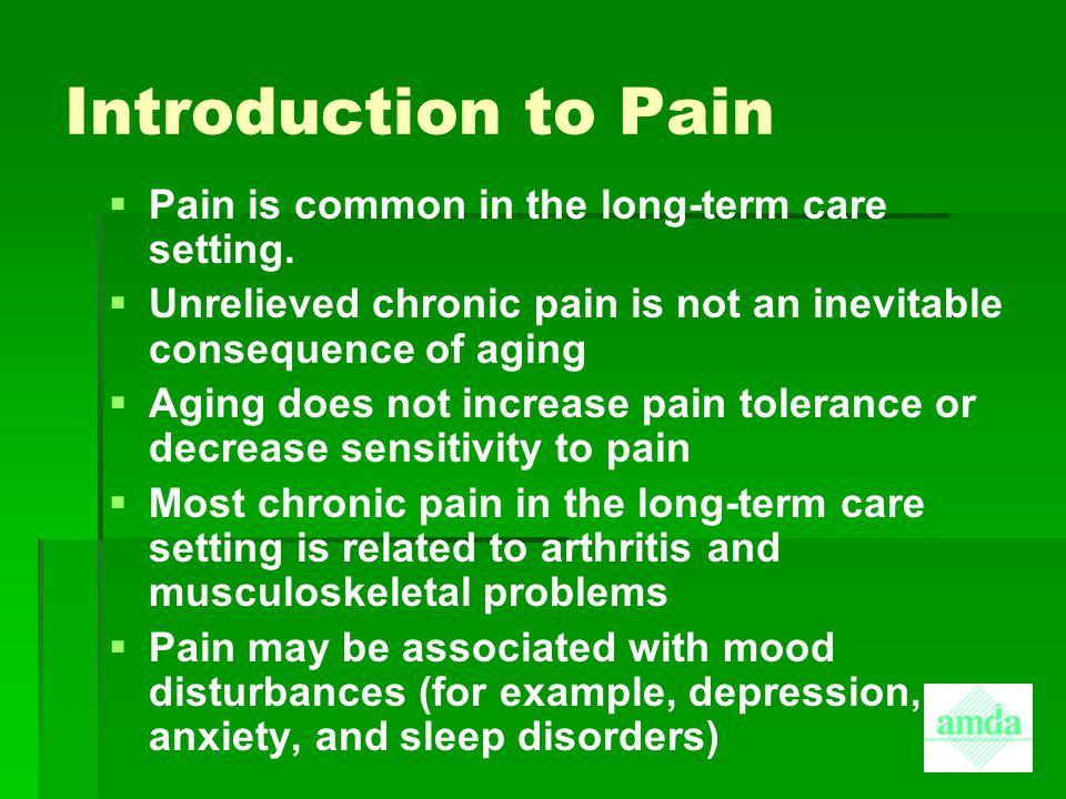Pain Management– Treatment Appropriateness of regular or PRN dosing:   Intermittent/less severe pain –  Start with PRN then switch to regular if patient uses more than occasionally.