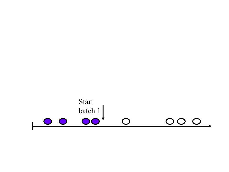 Start batch 1