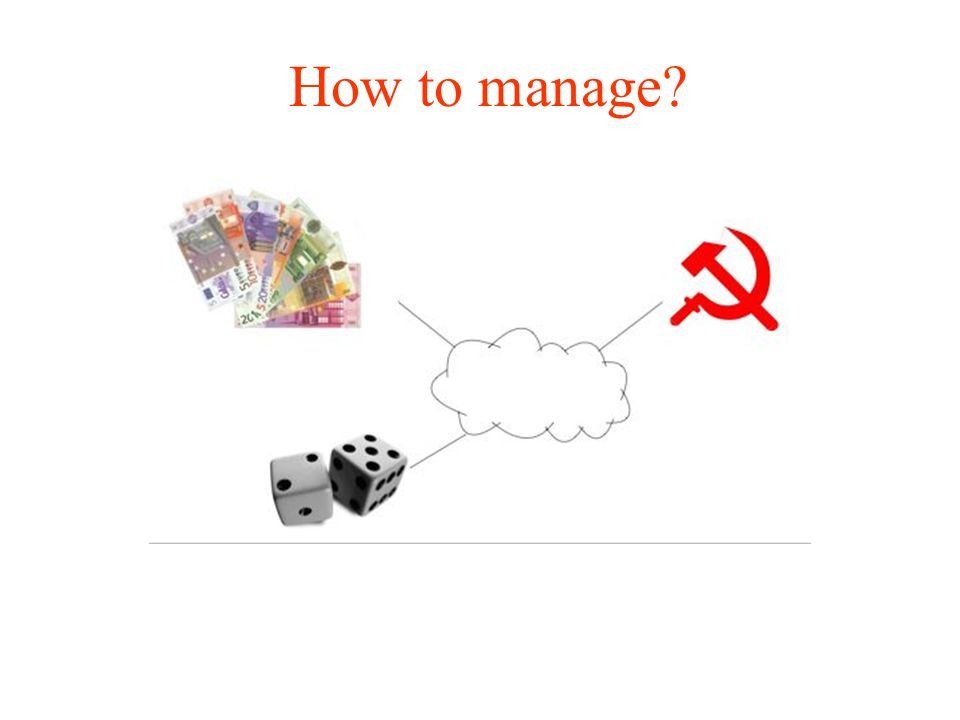 How to manage?