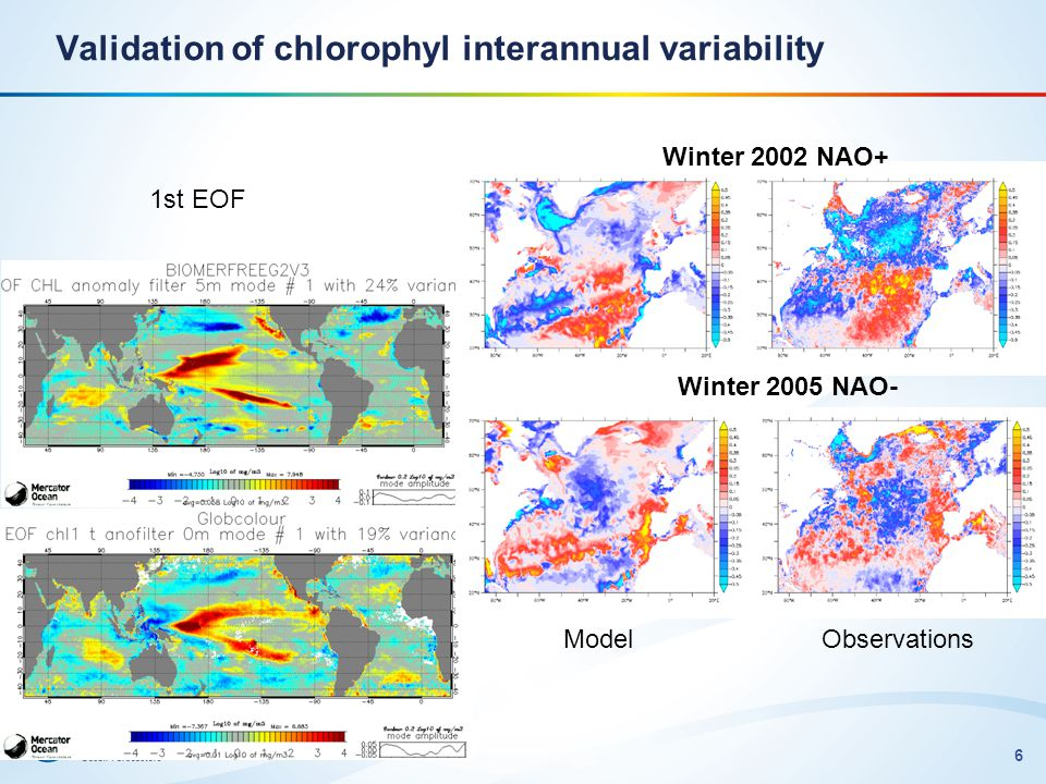17 Conclusions Operational service with daily forecast Update annually ocean reanalysis In development new version of the global 1/12° analysis and forecasting system.