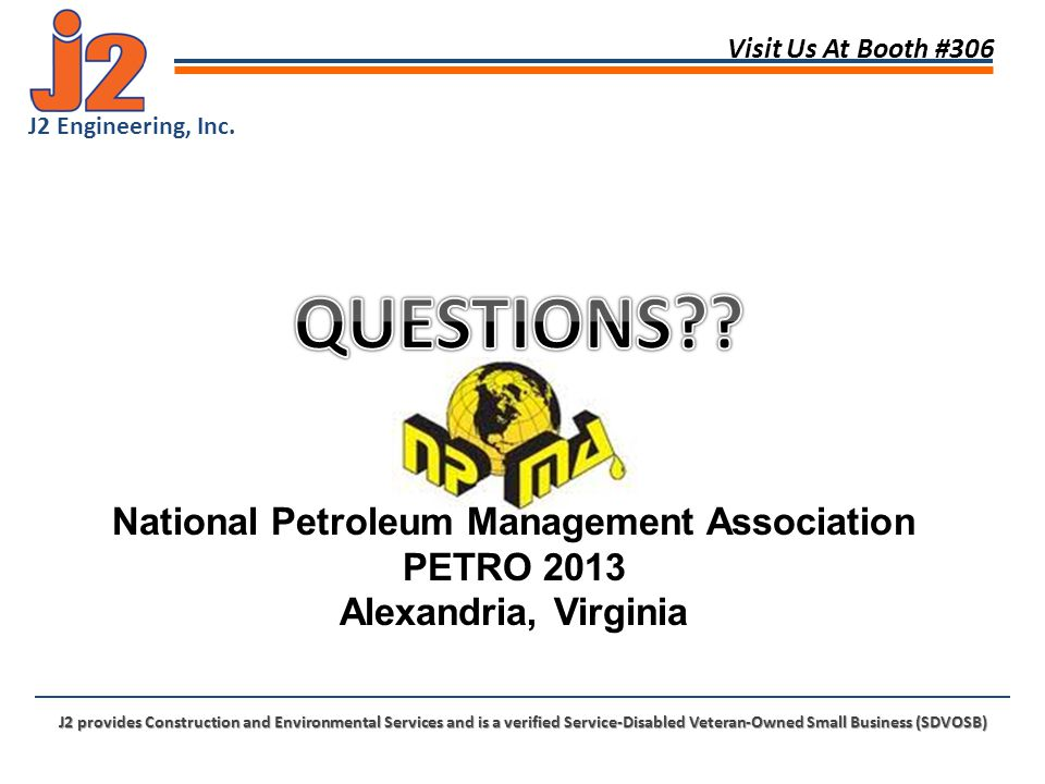 F UELING S YSTEMS P REVENTIVE M AINTENANCE OUTLINE o Description - What is Fuel System Preventive Maintenance? o Program o Primary Equipment/ Facilities o Questions