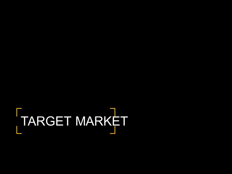 Target Market: LGBT Community LGBT= Lesbian, Gay, Bisexual, & Transgender 6.8% (21,188,250) of Americans identify as LGBT Buying power: $790 billion