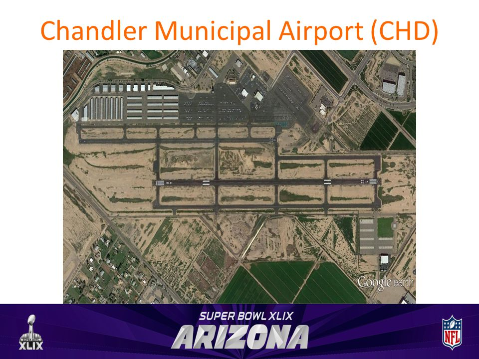 Chandler Municipal Airport (CHD)