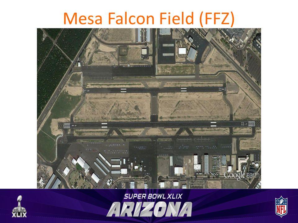 Mesa Falcon Field (FFZ)