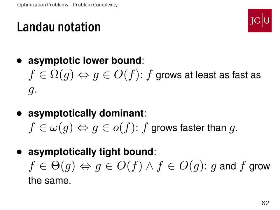 62 Landau notation 3.