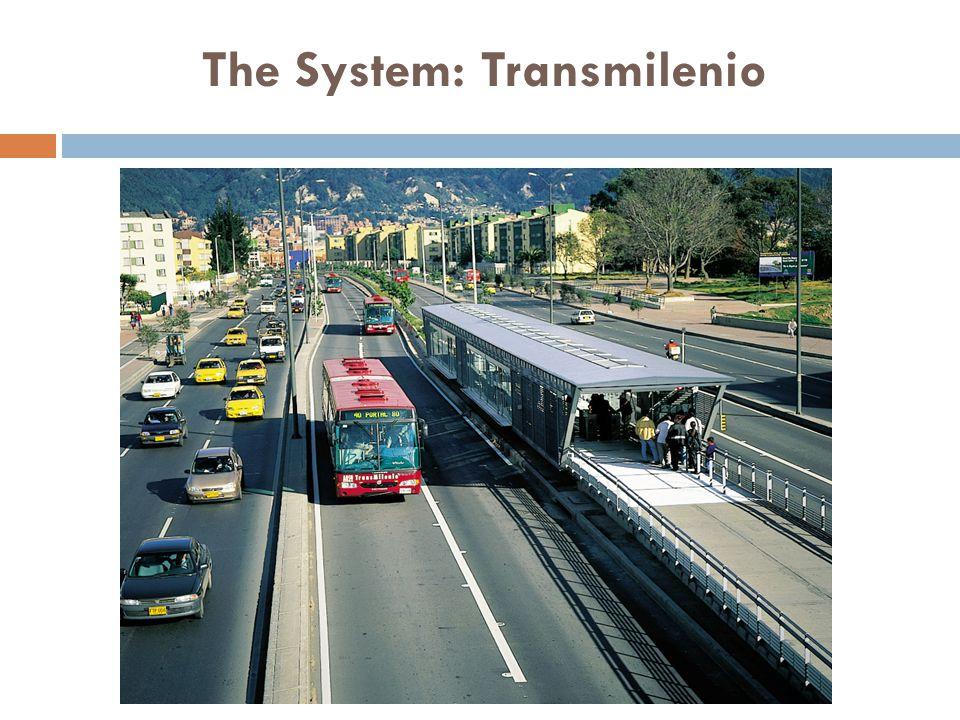 The System: Transmilenio