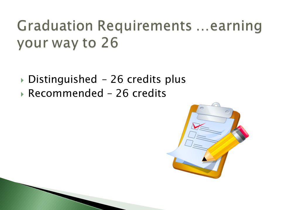 Students must pass the following assessments in order to graduate: 5 End-of-Course Tests (EOC) – Algebra I (3500) – Biology (3500) – English I (3750) – English II (3750) – U.S.