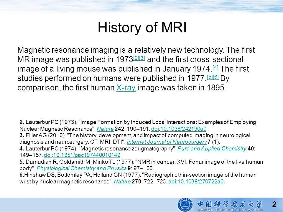 13 核磁共振显像与造影剂