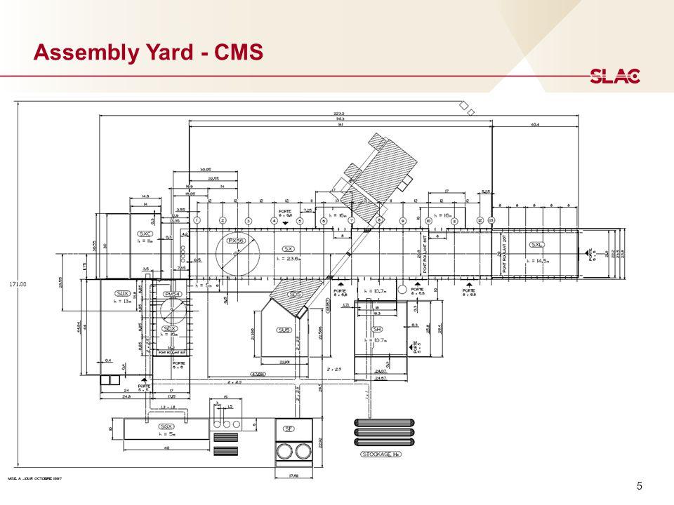 5 Assembly Yard - CMS