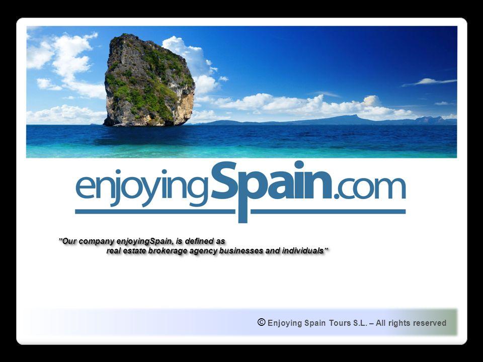 © Enjoying Spain Tours S.L.