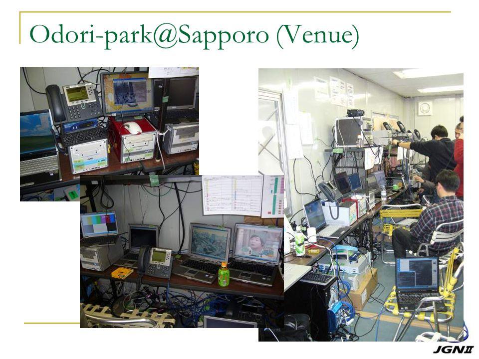 Odori-park@Sapporo (Venue)