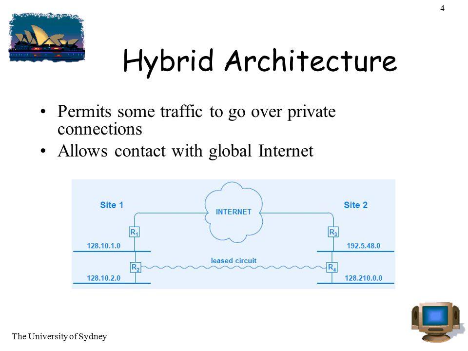 The University of Sydney 25 Parsing An IPv6 Datagram Each header includes NEXT HEADER field –NEXT HEADER operates like type field