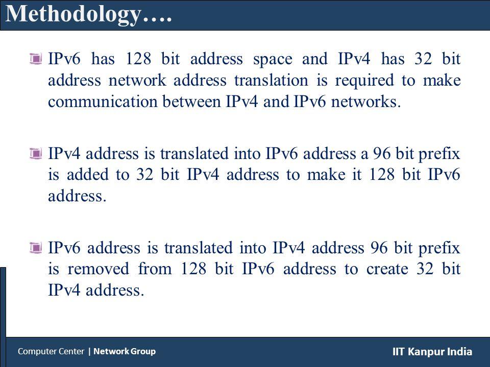 Linux machine will act as a IPv6/IPv4 translator gateway.