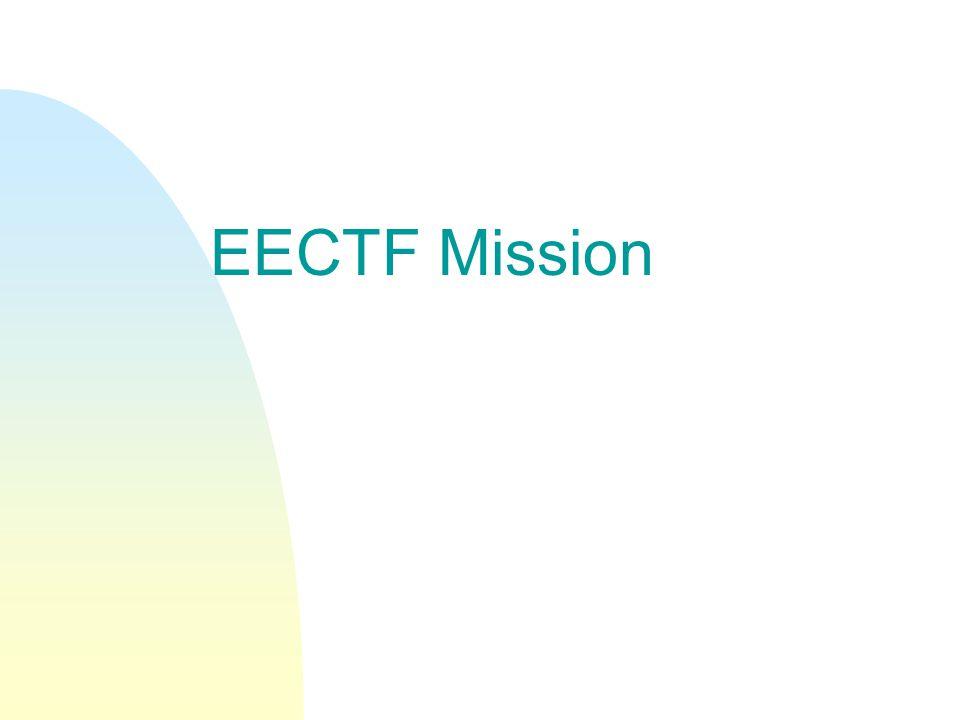 EECTF Mission