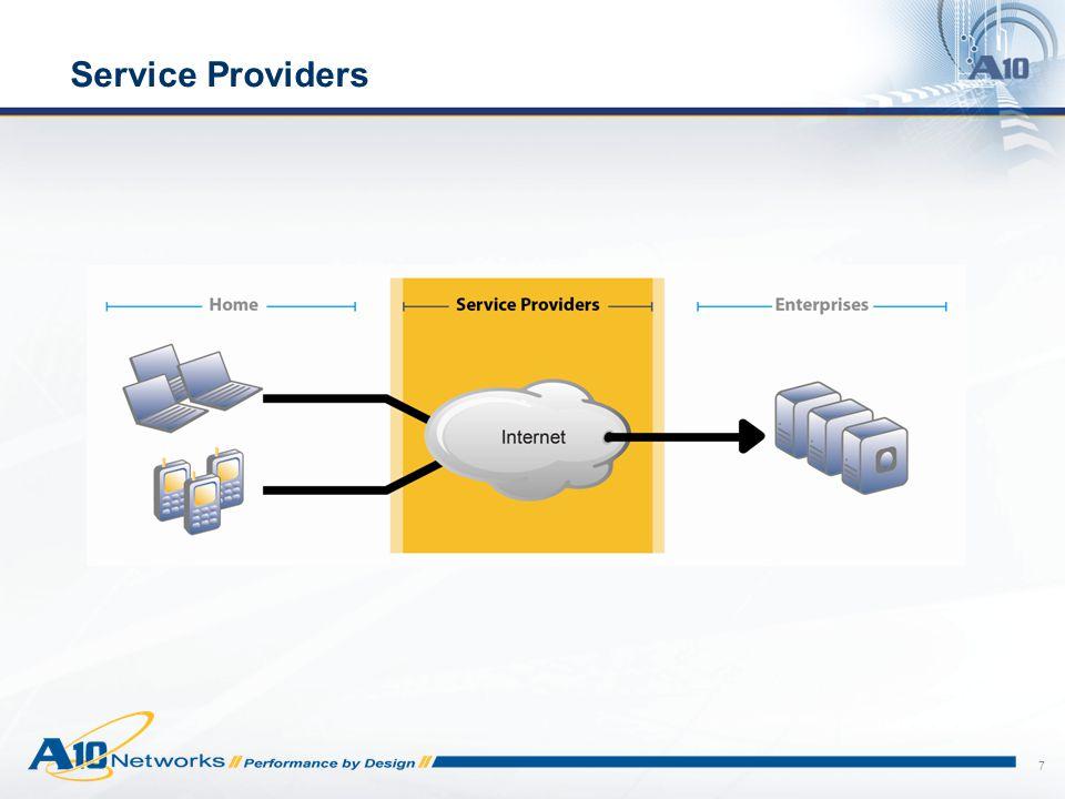 7 Service Providers