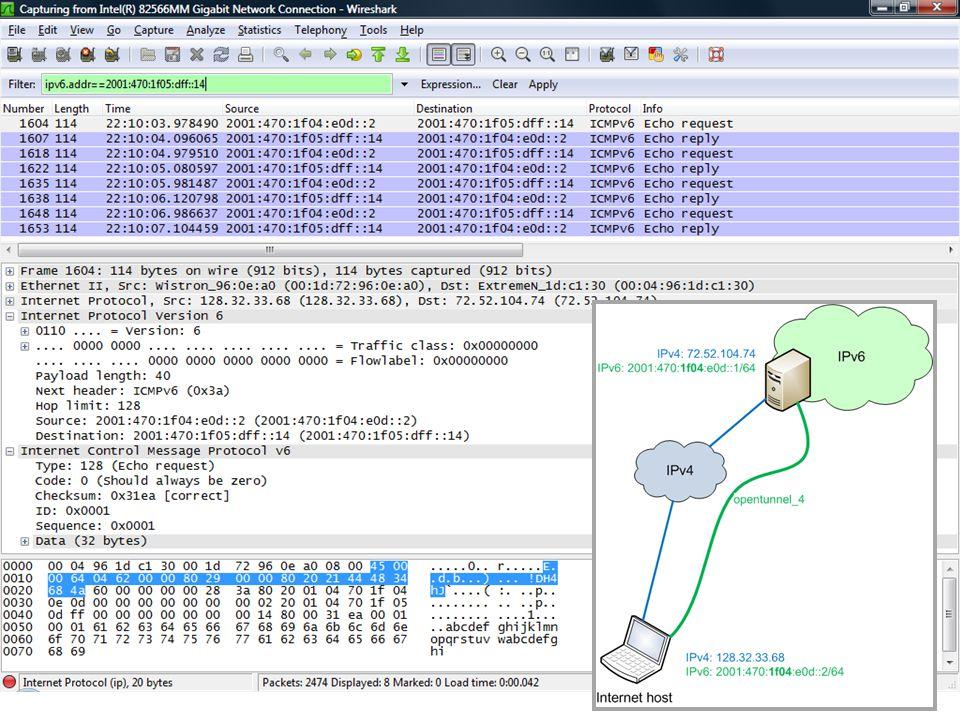 21 IPv6-in-IPv4 tunneling [3/3]
