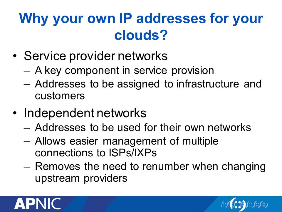 Questions to ask your cloud service providers 9