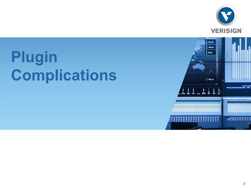6 Plugin Complications