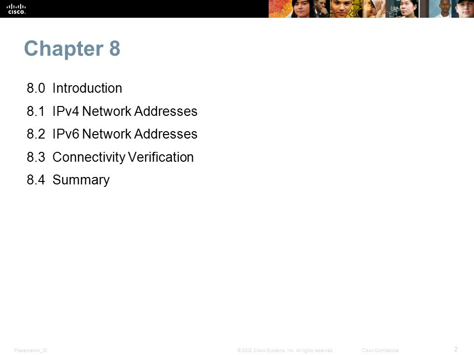 Presentation_ID 63 © 2008 Cisco Systems, Inc.