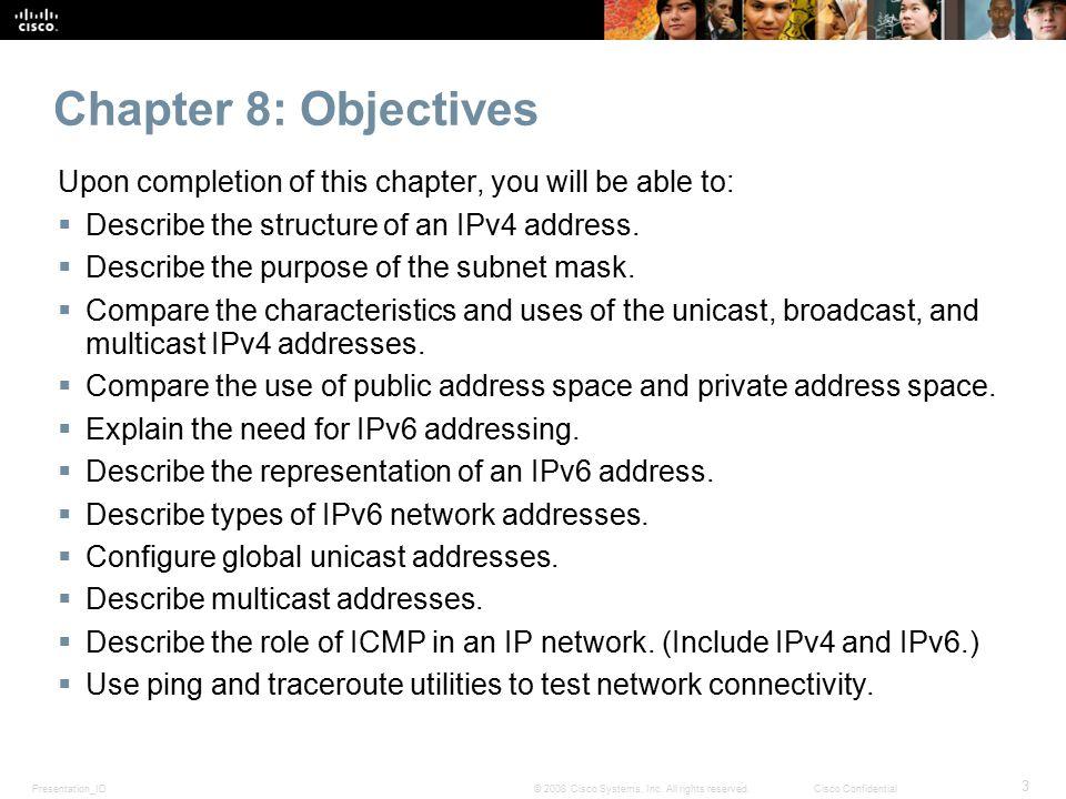 Presentation_ID 64 © 2008 Cisco Systems, Inc.
