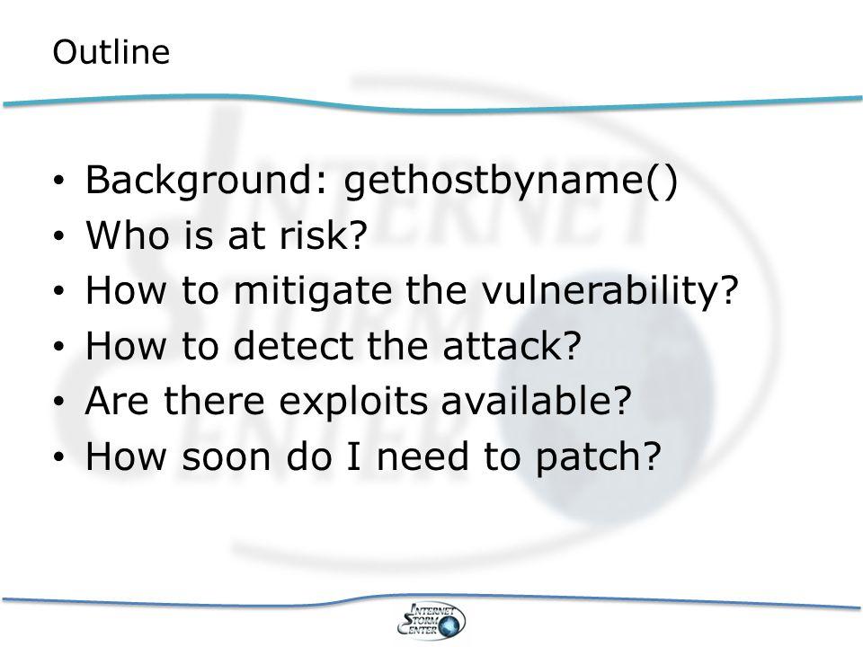 Likelihood of Exploit Exploit is tricky.