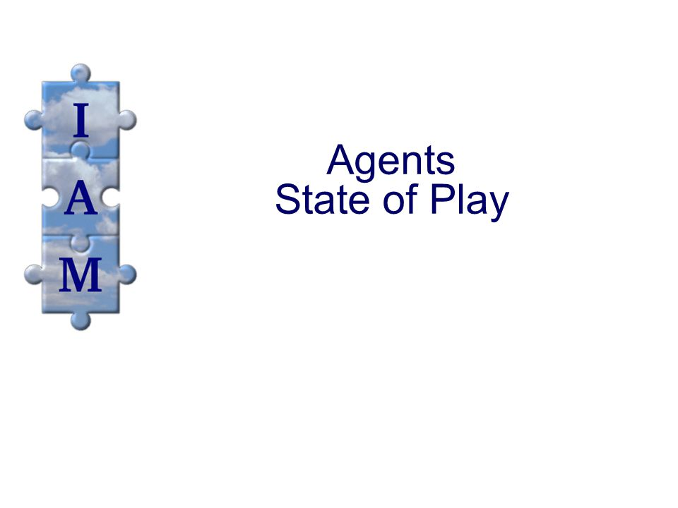 Agents State of Play