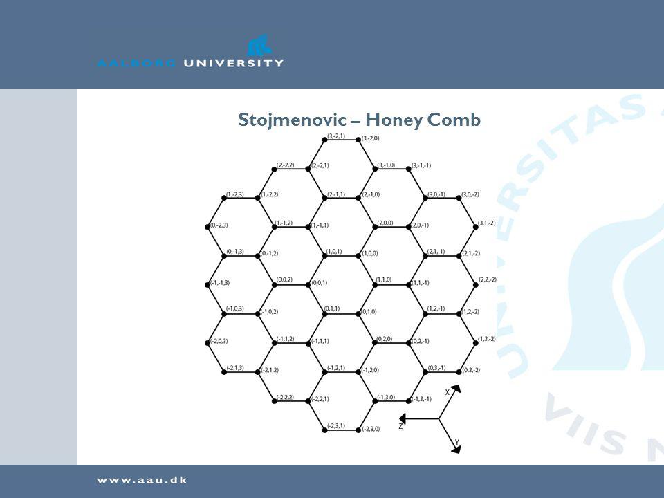 Stojmenovic – Honey Comb