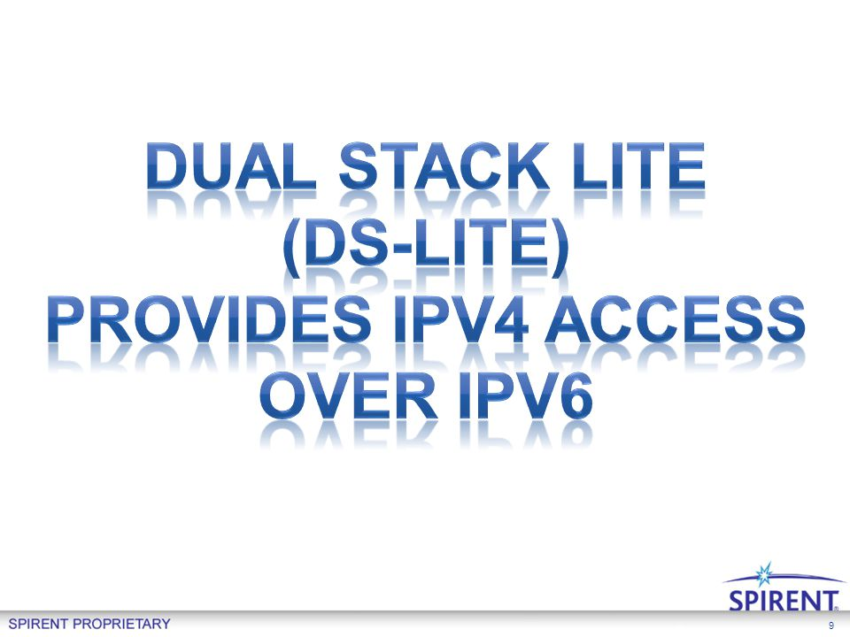 20 NAT64 & DNS64 Enables IPv6 Clients to access IPv4 only hosts New/Existing ISPs can provide IPv6 access only