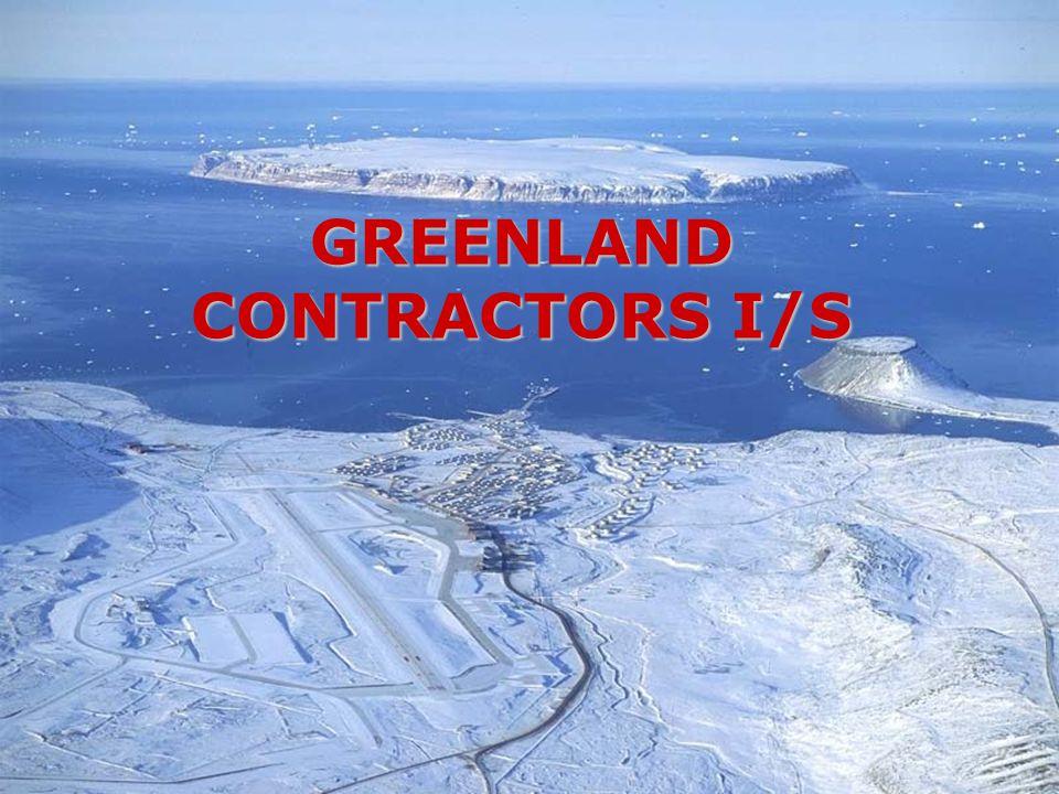 GREENLAND CONTRACTORS I/S