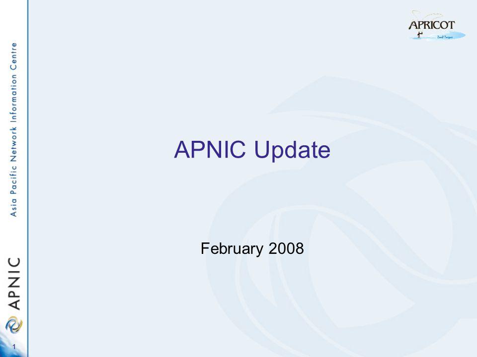 12 APNIC Areas APNIC structure ServicesCommunicationsBusinessChief Scientist DG APNIC Executive Team