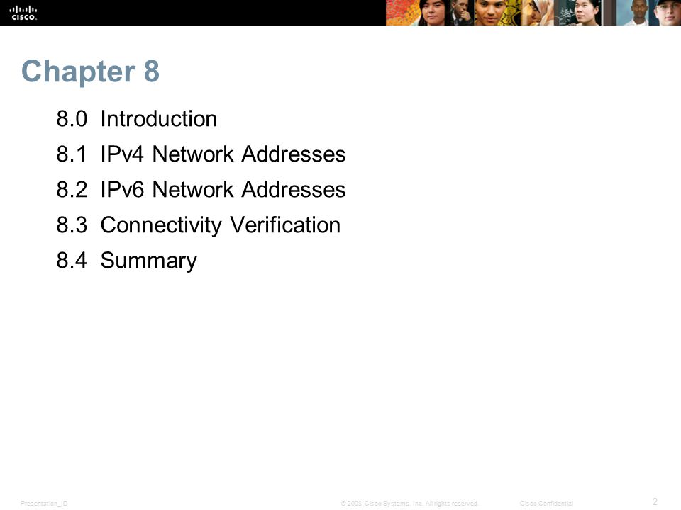 Presentation_ID 83 © 2008 Cisco Systems, Inc.