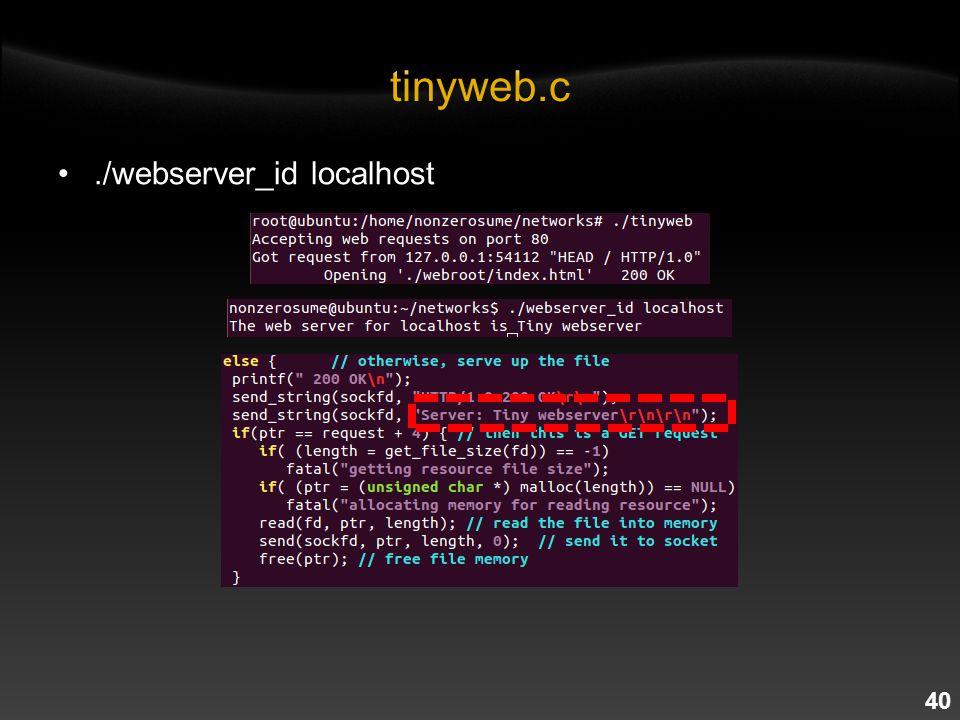 40./webserver_id localhost