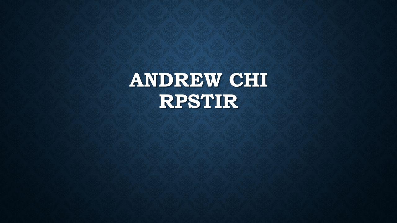 ANDREW CHI RPSTIR