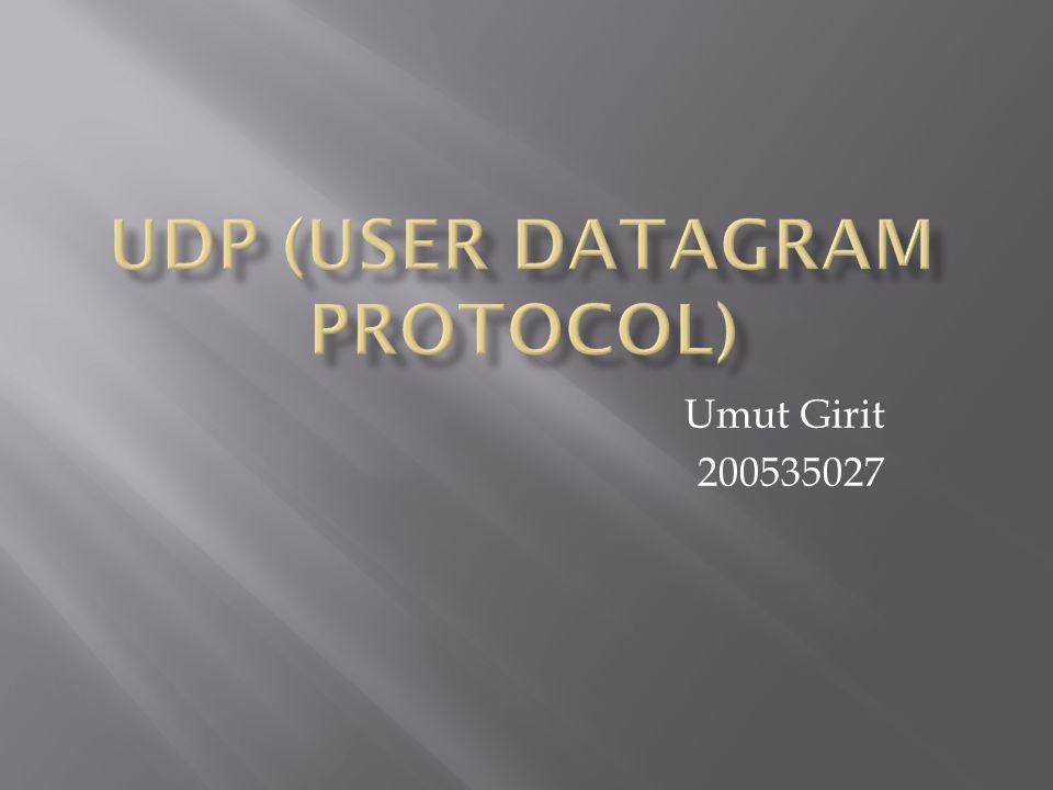 Umut Girit 200535027