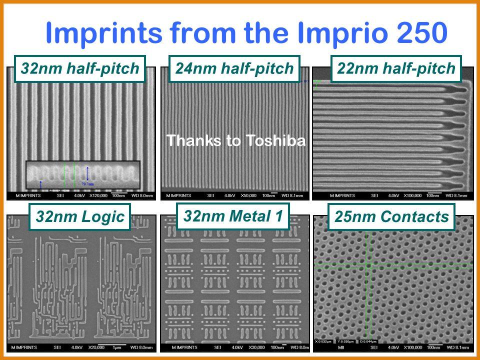 38 nm HP Flash Memory Imprints Thanks to Samsung