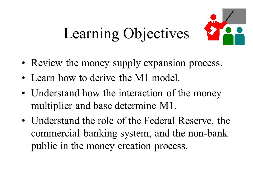 Money Multiplier Terms Changes in e –An increase in e means banks are holding more excess reserves and lending less.