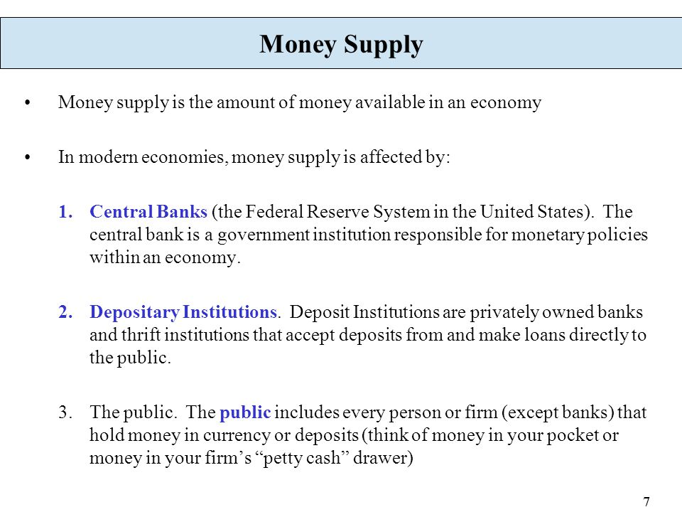 58 Money Market Equilibrium – Increasing Y M d = L d (Y 0,..) MsMs M/P Suppose Y increases from Y 0 to Y 1 (Holding Money Supply fixed!) Money Market r0r0