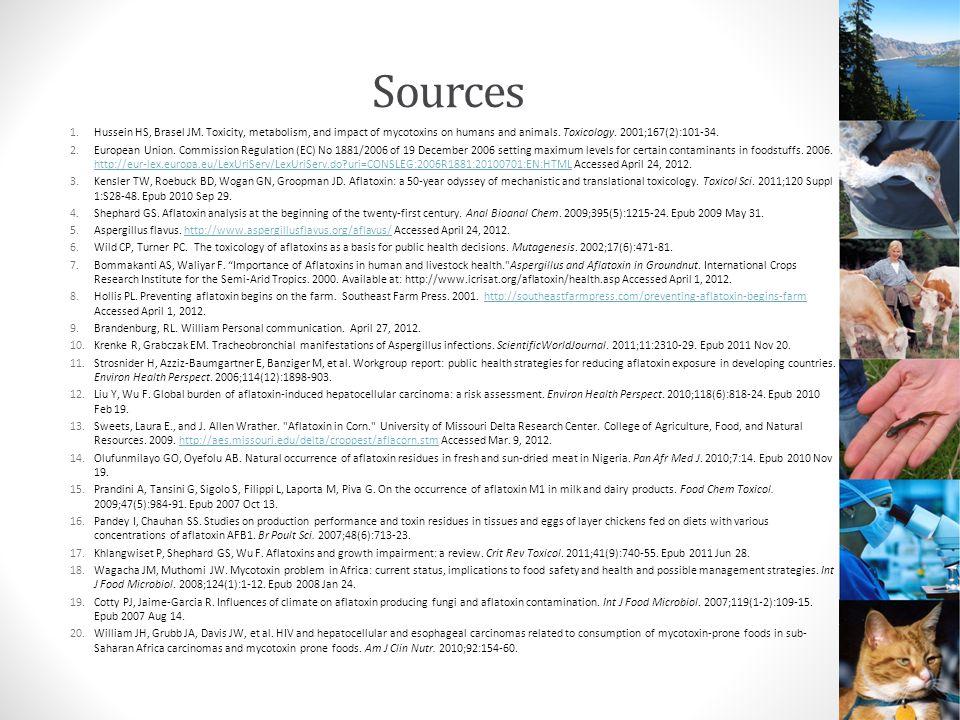 Sources 1.Hussein HS, Brasel JM.