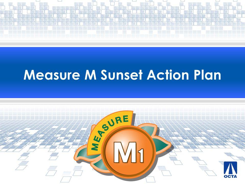 Measure M Sunset Action Plan
