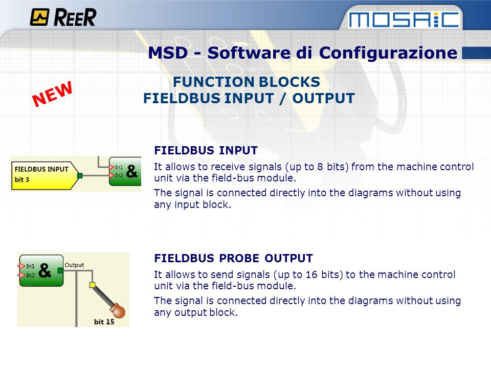 FUNCTION BLOCKS - MUTING OPERATORS MUTING L with 2 Muting sensors – only for one-way openings The MUTING operator with L logic performs muting of the input signal through sensor inputs S1 and S2.