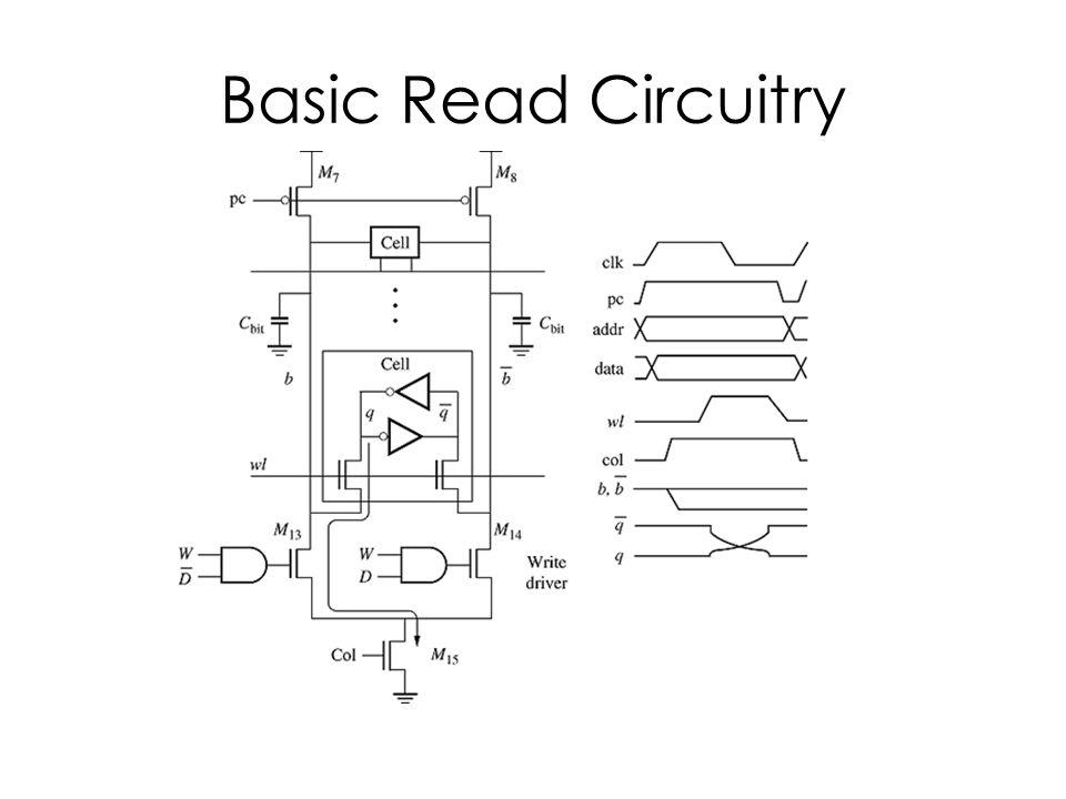 Basic Read Circuitry