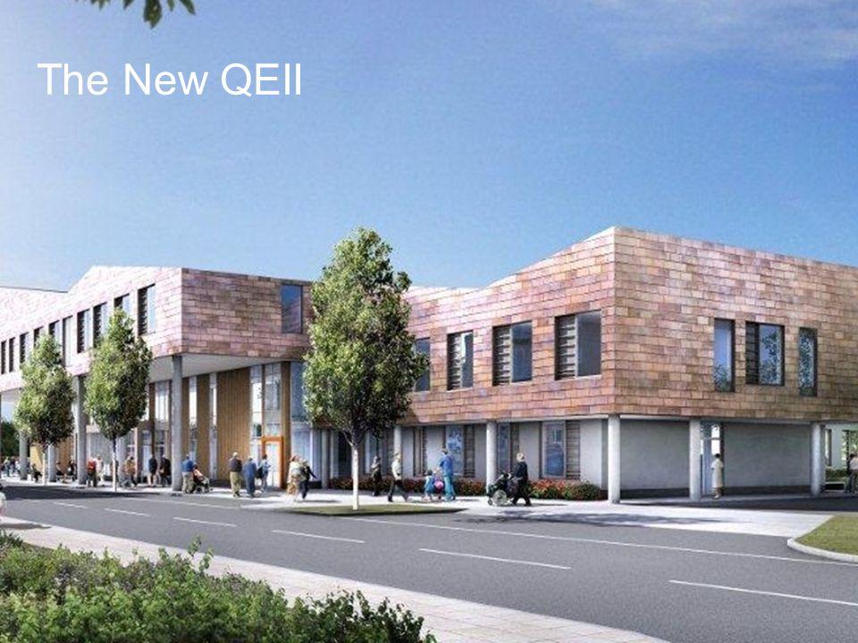 The New QEII