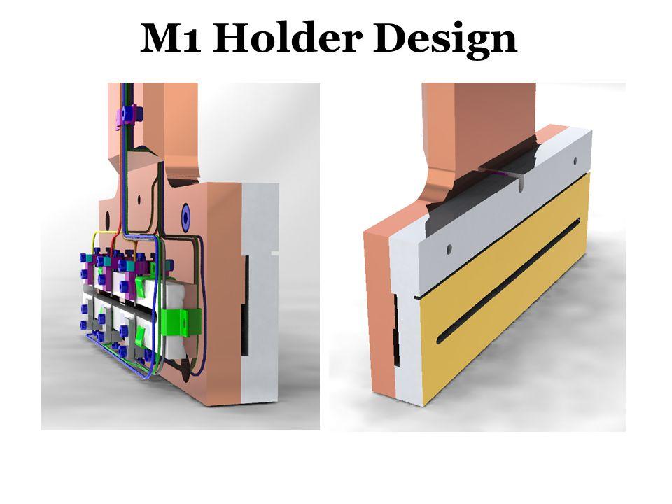 M1 Holder Design