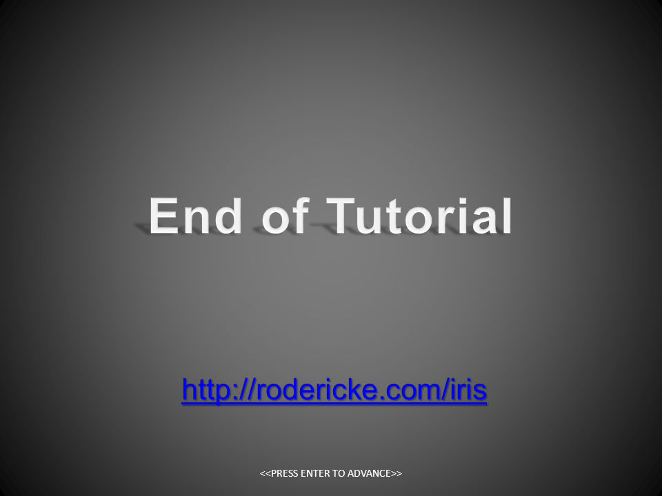 > http://rodericke.com/iris