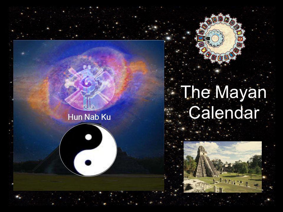 The Mayan Calendar Hun Nab Ku